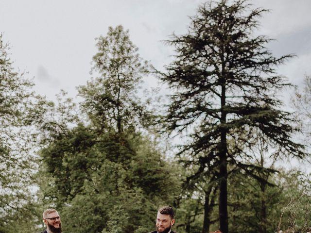 Le mariage de David et Cristina à Courson-Monteloup, Essonne 118