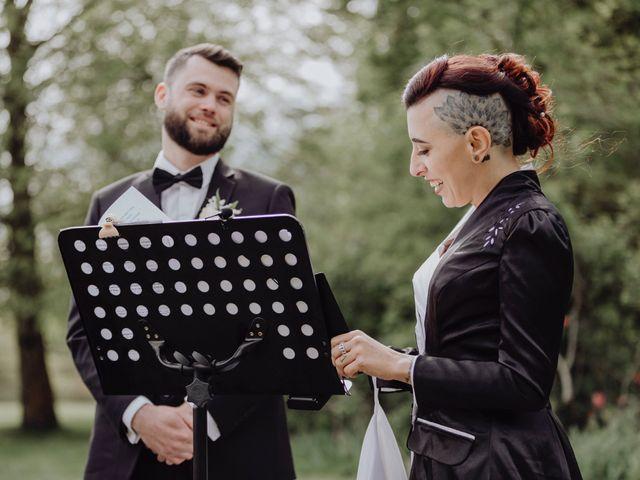Le mariage de David et Cristina à Courson-Monteloup, Essonne 119