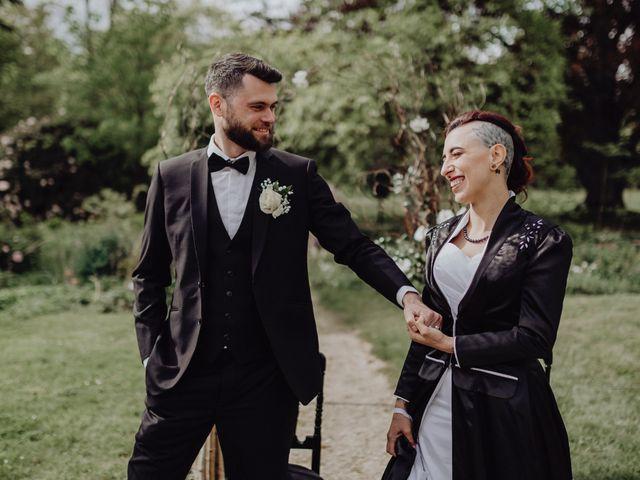Le mariage de David et Cristina à Courson-Monteloup, Essonne 121