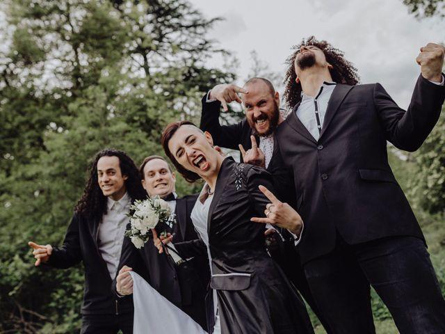 Le mariage de David et Cristina à Courson-Monteloup, Essonne 124