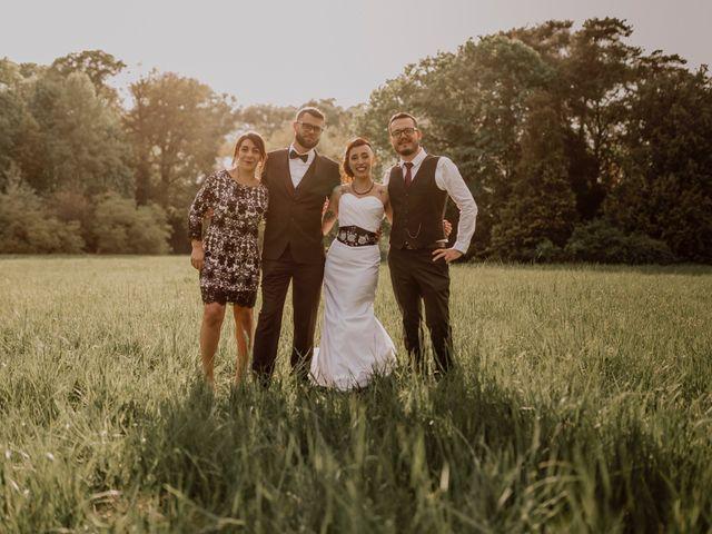 Le mariage de David et Cristina à Courson-Monteloup, Essonne 141