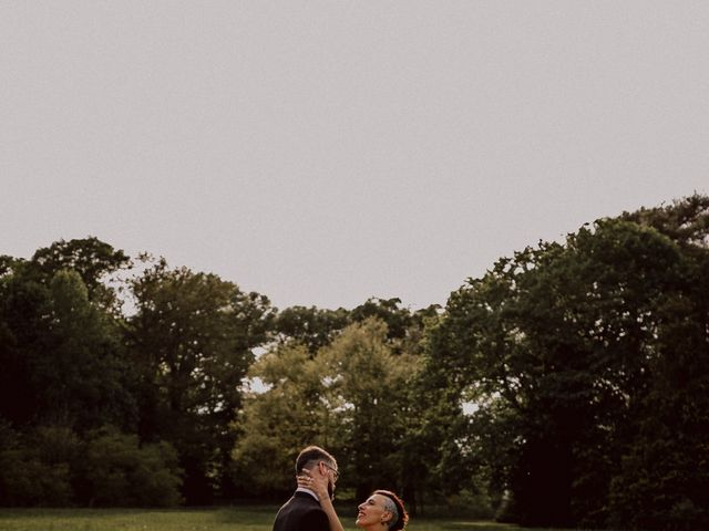Le mariage de David et Cristina à Courson-Monteloup, Essonne 145