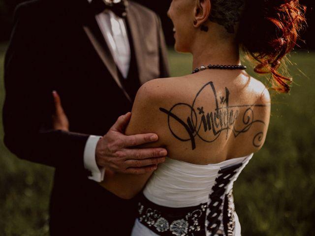 Le mariage de David et Cristina à Courson-Monteloup, Essonne 146