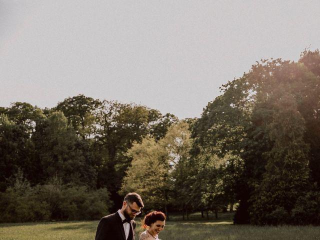 Le mariage de David et Cristina à Courson-Monteloup, Essonne 153