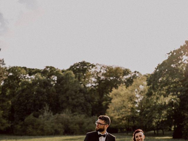 Le mariage de David et Cristina à Courson-Monteloup, Essonne 154