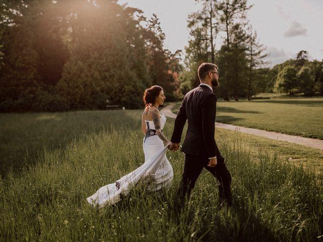 Le mariage de David et Cristina à Courson-Monteloup, Essonne 155