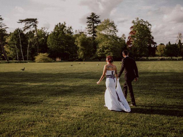 Le mariage de David et Cristina à Courson-Monteloup, Essonne 158
