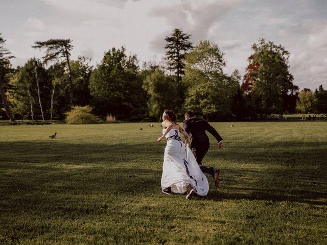 Le mariage de David et Cristina à Courson-Monteloup, Essonne 159
