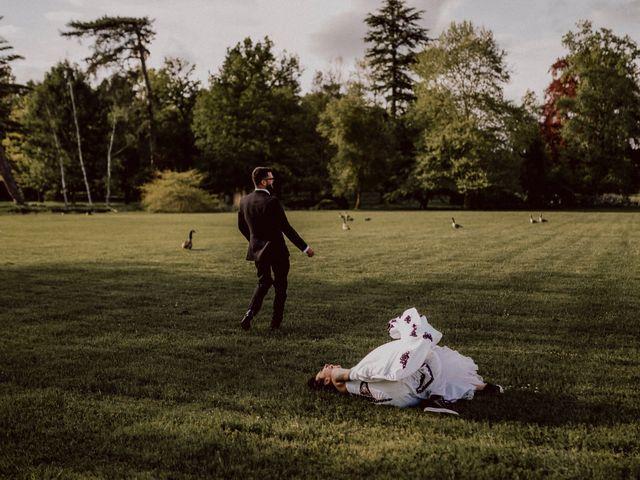 Le mariage de David et Cristina à Courson-Monteloup, Essonne 162