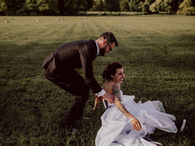Le mariage de David et Cristina à Courson-Monteloup, Essonne 164