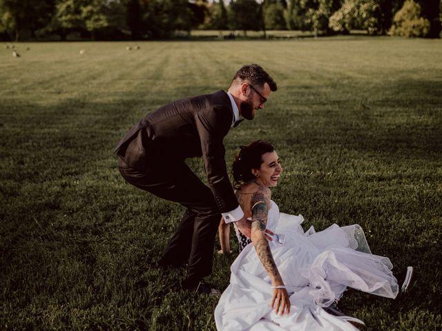 Le mariage de David et Cristina à Courson-Monteloup, Essonne 165