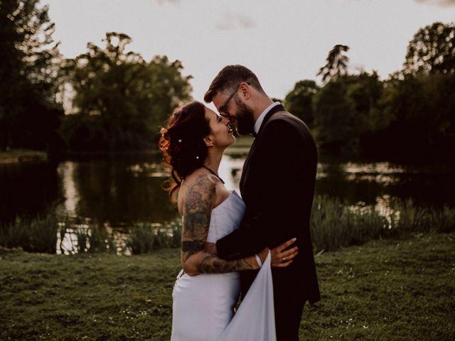 Le mariage de David et Cristina à Courson-Monteloup, Essonne 168