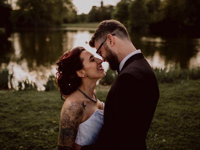 Le mariage de David et Cristina à Courson-Monteloup, Essonne 170