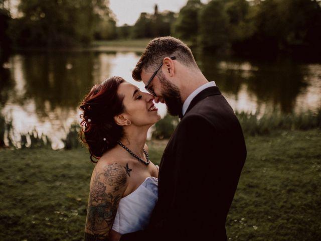 Le mariage de David et Cristina à Courson-Monteloup, Essonne 171