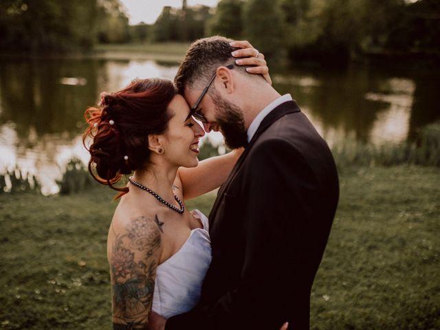 Le mariage de David et Cristina à Courson-Monteloup, Essonne 172