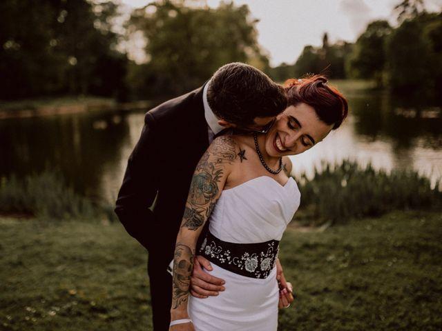 Le mariage de David et Cristina à Courson-Monteloup, Essonne 173