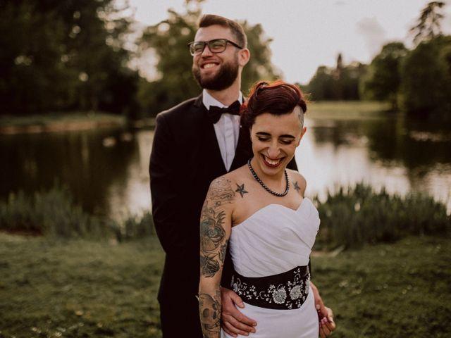 Le mariage de David et Cristina à Courson-Monteloup, Essonne 174
