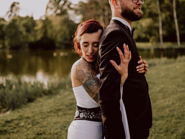 Le mariage de David et Cristina à Courson-Monteloup, Essonne 175