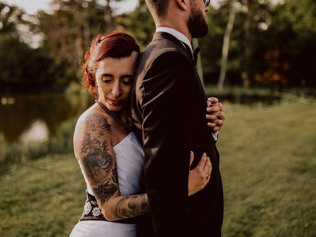 Le mariage de David et Cristina à Courson-Monteloup, Essonne 176