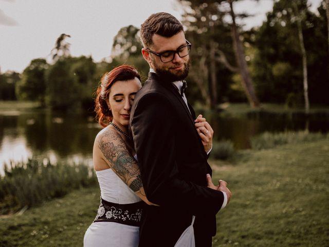 Le mariage de David et Cristina à Courson-Monteloup, Essonne 178