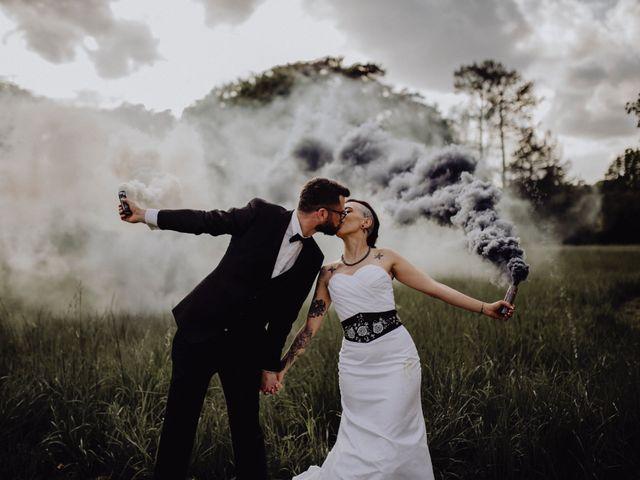 Le mariage de David et Cristina à Courson-Monteloup, Essonne 180