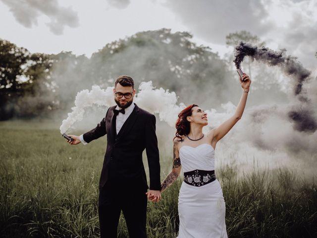 Le mariage de David et Cristina à Courson-Monteloup, Essonne 188