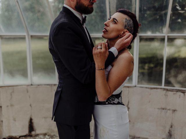 Le mariage de David et Cristina à Courson-Monteloup, Essonne 193