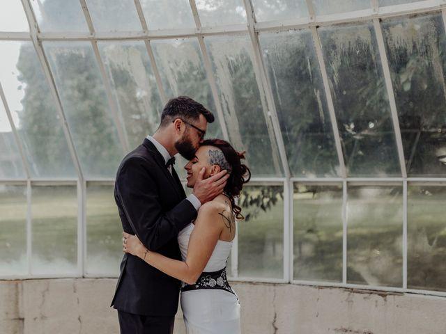 Le mariage de David et Cristina à Courson-Monteloup, Essonne 195