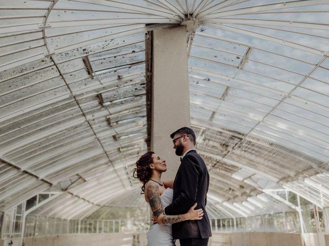 Le mariage de David et Cristina à Courson-Monteloup, Essonne 197