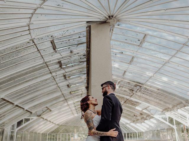 Le mariage de David et Cristina à Courson-Monteloup, Essonne 198