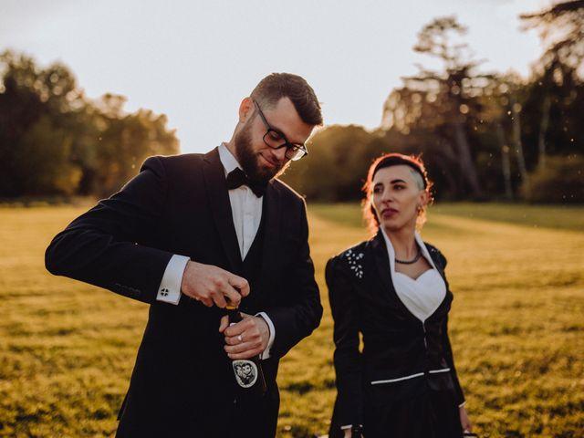 Le mariage de David et Cristina à Courson-Monteloup, Essonne 214