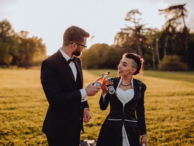 Le mariage de David et Cristina à Courson-Monteloup, Essonne 215