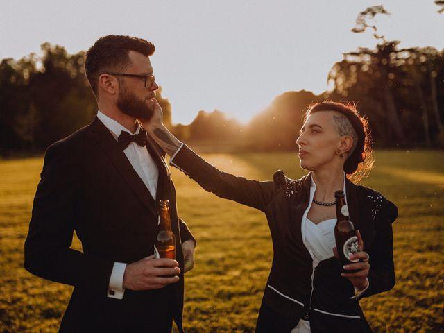Le mariage de David et Cristina à Courson-Monteloup, Essonne 223