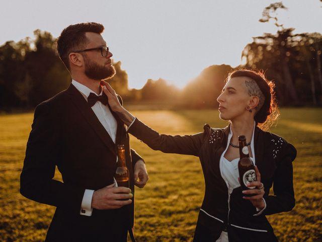 Le mariage de David et Cristina à Courson-Monteloup, Essonne 224