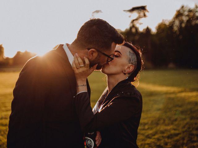 Le mariage de David et Cristina à Courson-Monteloup, Essonne 227