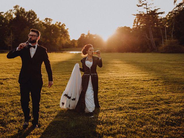 Le mariage de David et Cristina à Courson-Monteloup, Essonne 229