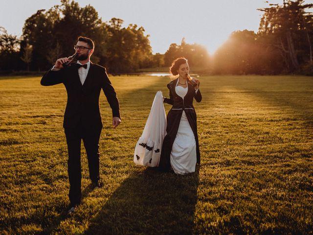 Le mariage de David et Cristina à Courson-Monteloup, Essonne 230