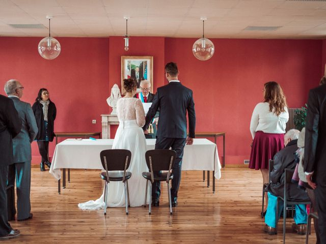 Le mariage de Dimitri et Sandrine à Cambrai, Nord 18