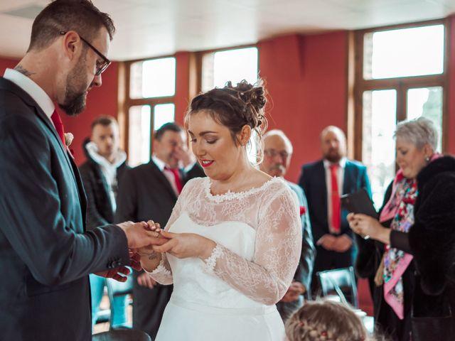 Le mariage de Dimitri et Sandrine à Cambrai, Nord 19