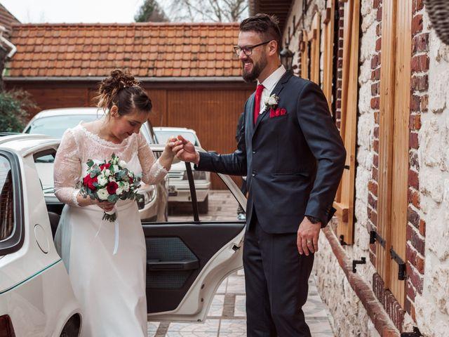 Le mariage de Dimitri et Sandrine à Cambrai, Nord 22