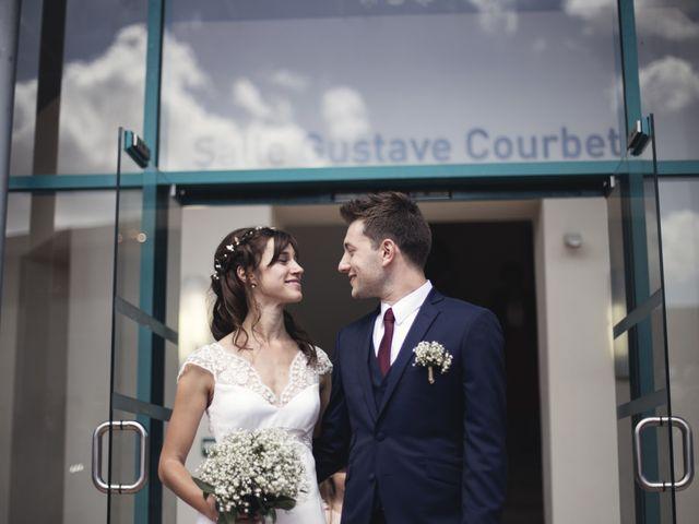 Le mariage de Pierre-Louis et Marianne à Besançon, Doubs 15
