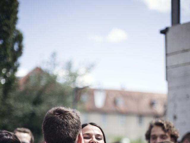 Le mariage de Pierre-Louis et Marianne à Besançon, Doubs 17