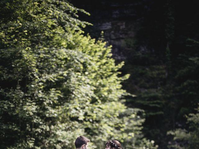 Le mariage de Pierre-Louis et Marianne à Besançon, Doubs 22