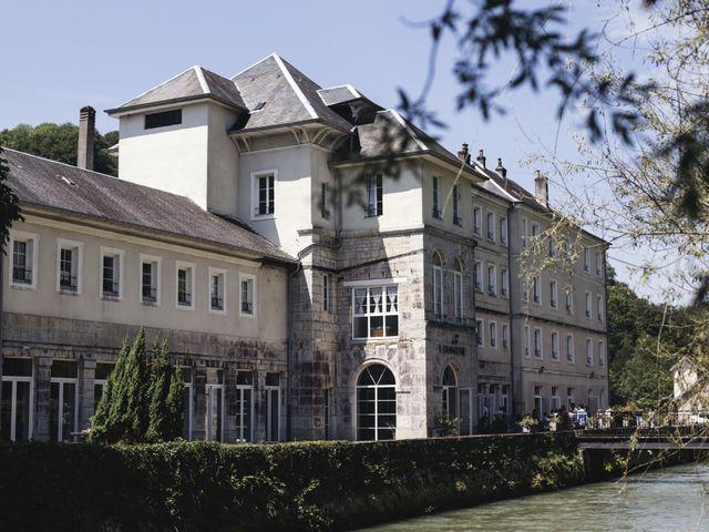 Le mariage de Pierre-Louis et Marianne à Besançon, Doubs 44