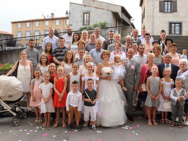 Le mariage de Raphaël et Cécile à Lempdes, Puy-de-Dôme 57