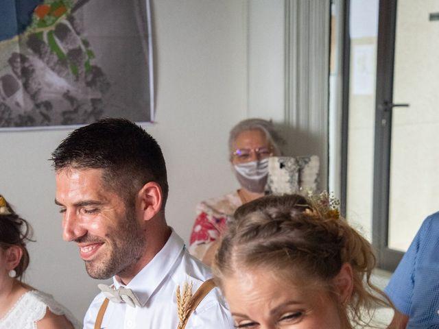 Le mariage de Paul et Servanne à Saint-Pardoux-l'Ortigier, Corrèze 28