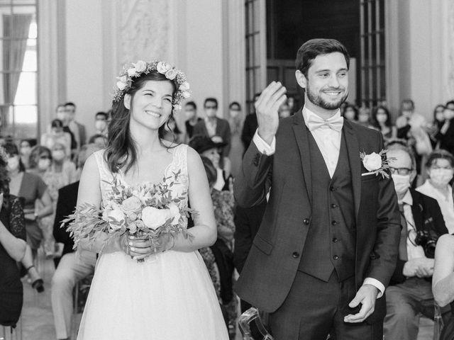 Le mariage de Aurélien et Catherine à Orléans, Loiret 27