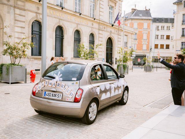 Le mariage de Aurélien et Catherine à Orléans, Loiret 32
