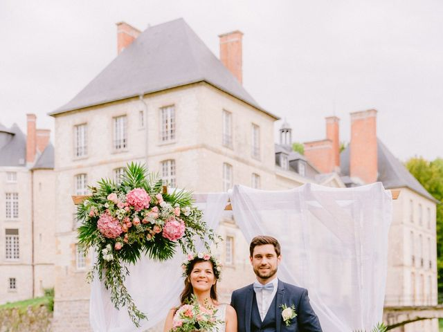 Le mariage de Aurélien et Catherine à Orléans, Loiret 51