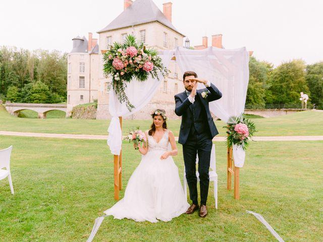 Le mariage de Aurélien et Catherine à Orléans, Loiret 71